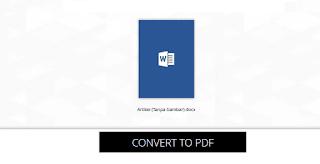 Convert PDF online free