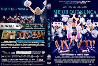 MEJOR QUE NADA - POMS - 2019 [COVER DVD]