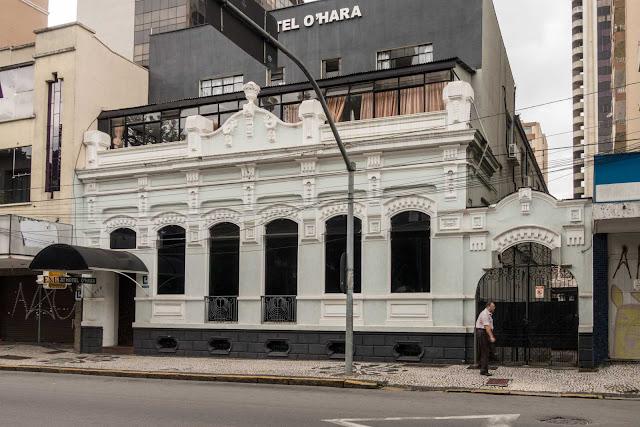 Hotel O'Hara, em Curitiba