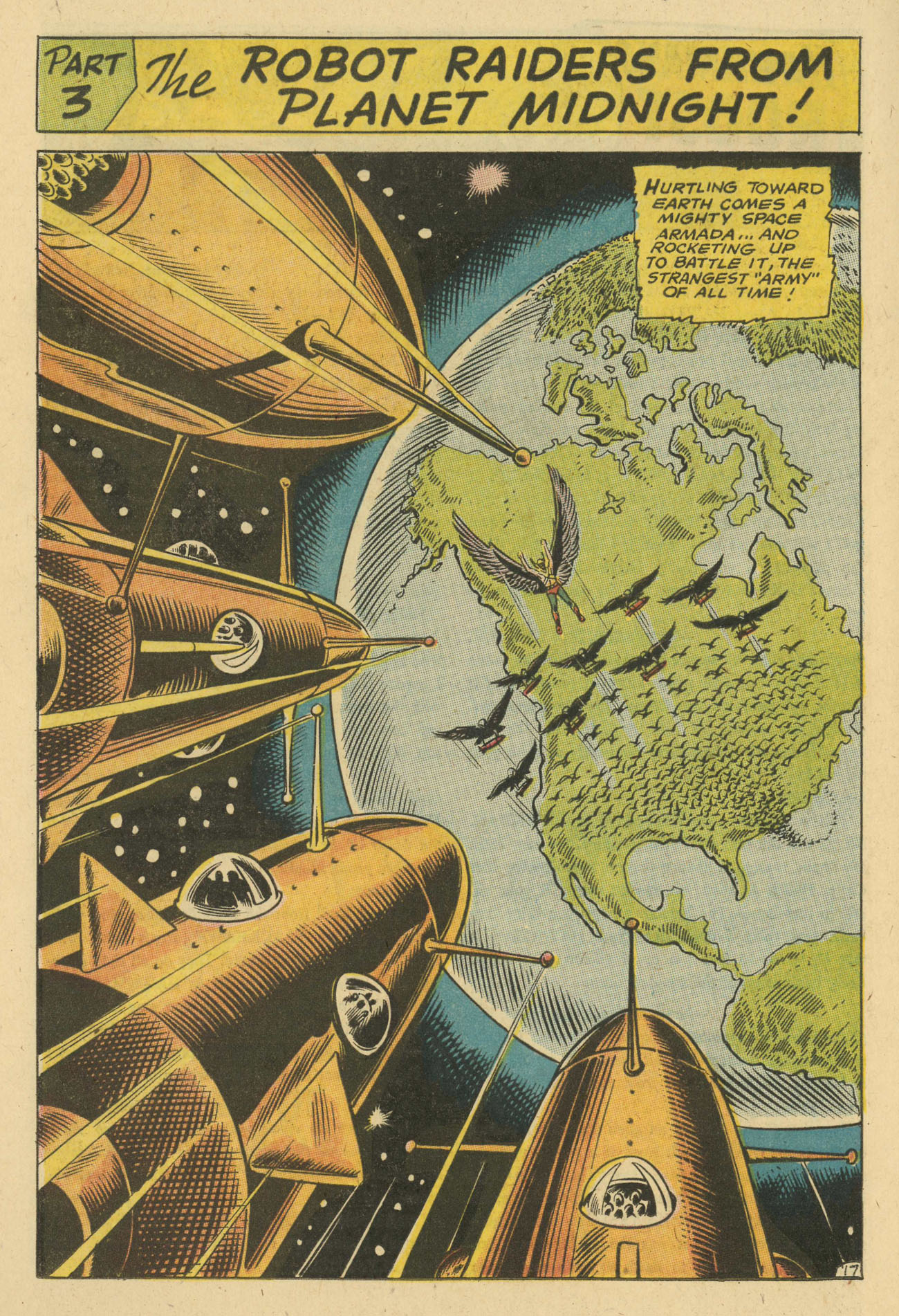 Hawkman (1964) issue 24 - Page 20