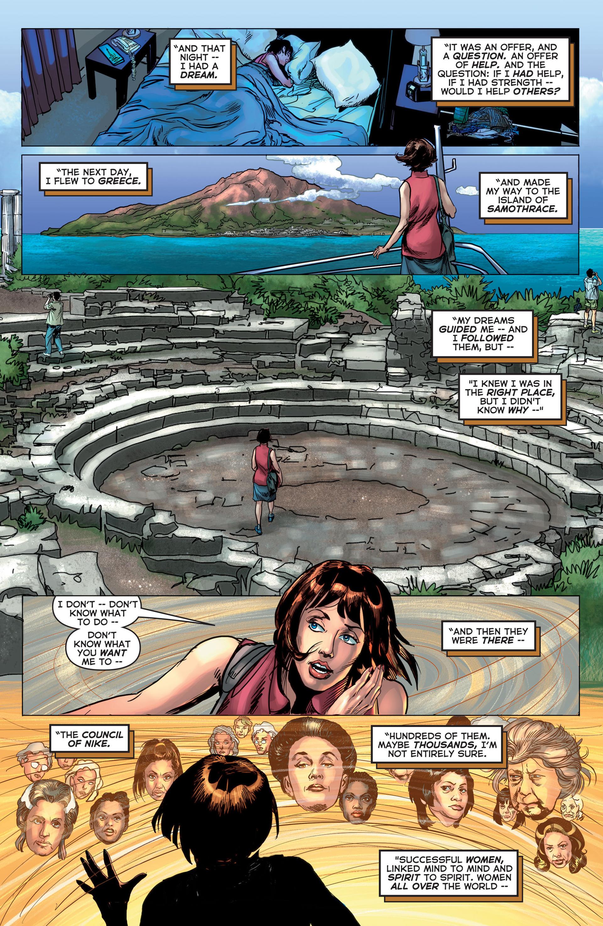 Read online Astro City comic -  Issue #7 - 22