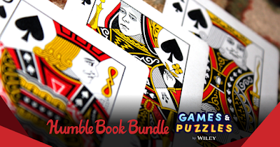 Humble Book Bundle: Games & Puzzles by Wiley