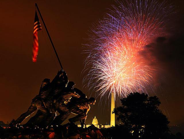 4 Juli 1776: Deklarasi Kemerdekaan Amerika Serikat