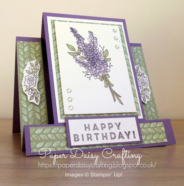Lots of Lavender from Stampin' Up!
