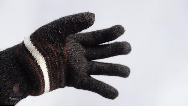 sarung tangan untuk musim dingin