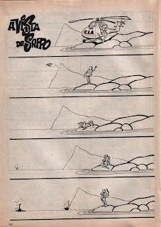 A vista de Sappo, El Pupas del Mundo nº 2