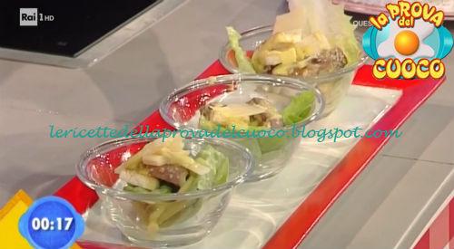 Mauro's Salad ricetta Improta da Prova del Cuoco