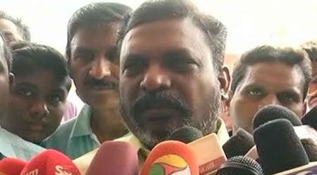 Religious people are behind Rajinikanth's move – Thirumavalavan