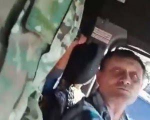 Водій маршрутки образив АТОшника і відмовив у безкоштовному проїзді