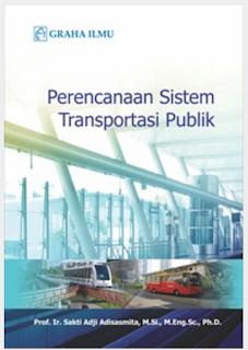 Jual Perencanaan Sistem Transportasi Publik - DISTRIBUTOR BUKU YOGYA | Tokopedia: