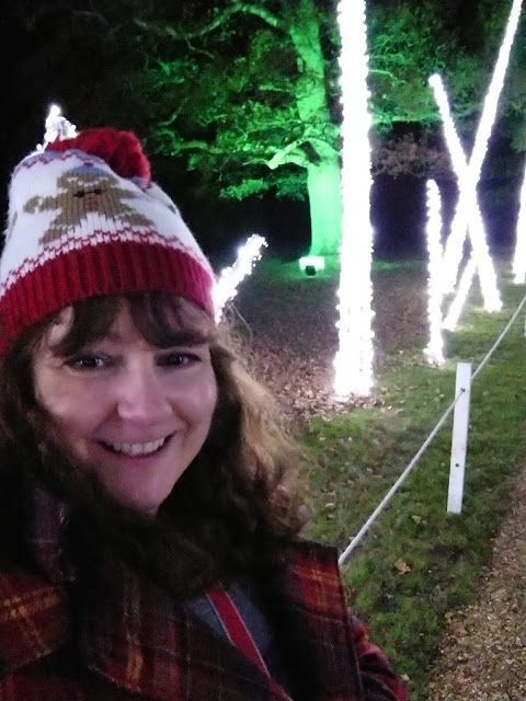 Christmas at Beaulieu - Icicle Walk
