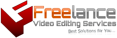 Visit us Freelance Video Editing Services