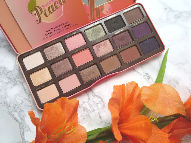 a picture of Too Faced Sweet Peach Palette
