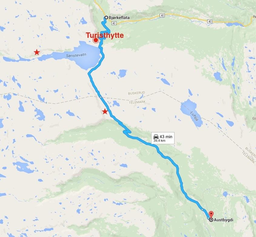nordmannsslepa kart Marit og Jarl   fra fjord til fjell!: Imingfjell   Imingdalen 2013. nordmannsslepa kart