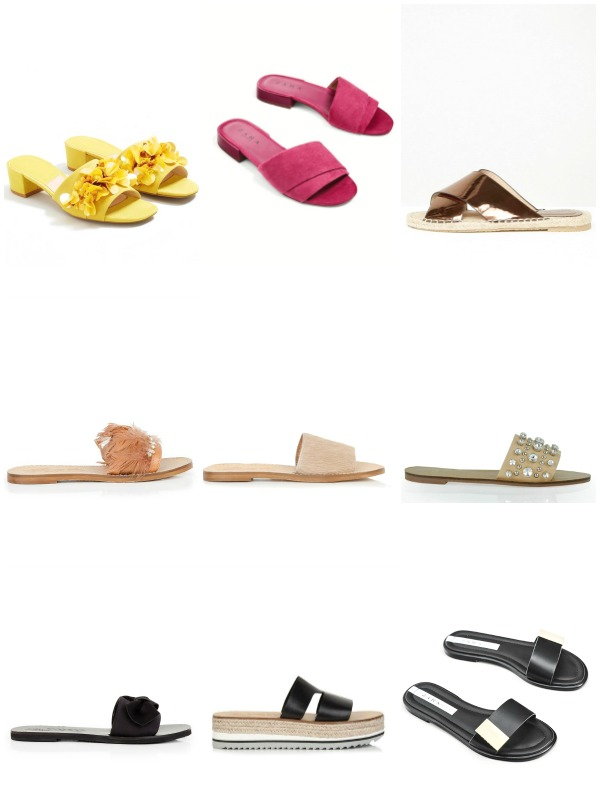 Summer Slides Shopping Picks - Ioanna's Notebook