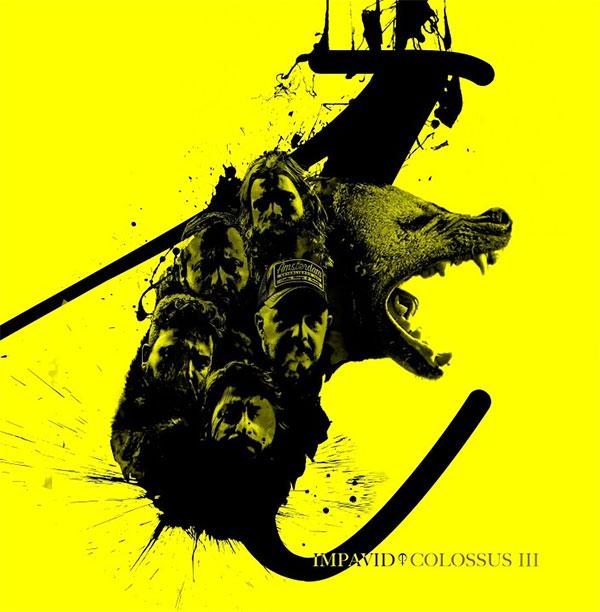 "Impavid Colossus stream new EP ""Impavid Colossus III"""