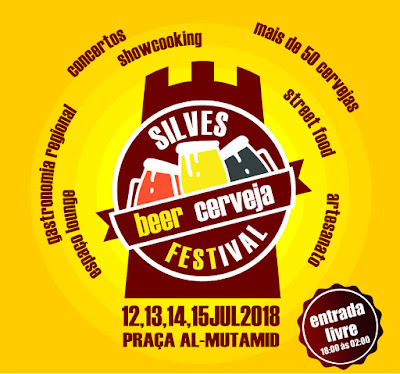 «Silves Beer Fest» volta à Praça Al-Mutamid
