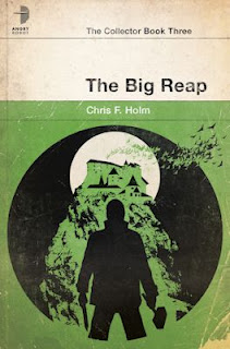 Interview with Chris F. Holm, author of The Collector series - August 22, 2013