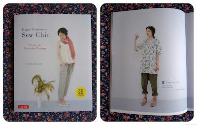 Yoshiko Tsukiori's Happy Homemade Sew Chic
