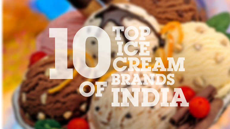 top 10 icecream brand of india