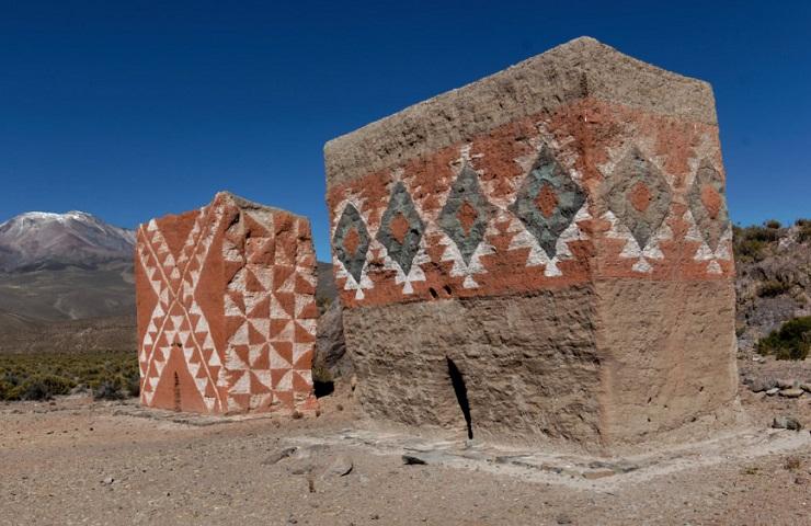 lugares turisticos de oruro bolivia chullpas de macaya