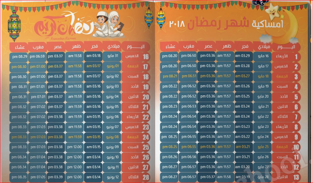 تابع الان | موعد أذان صلاة مغرب رابع يوم رمضان 2018 متي ميعاد أذان صلاة المغرب اليوم الرابع رمضان 2018 والأدعية المستجابة