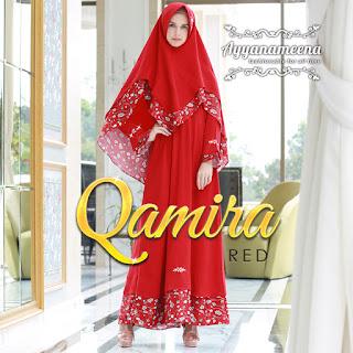 Ayyanameena Qamira Red
