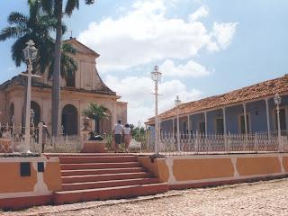 Iglesia de la Santísima Trinidad; Trinidad; Sancti Spíritus; Cuba