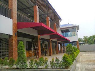 Canopy Kain di Bekasi