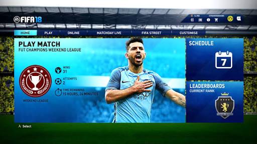 SAIU!! FIFA 18 LITE 865MB COM TIMES ATUALIZADOS (MOD FIFA 14) PARA ANDROID