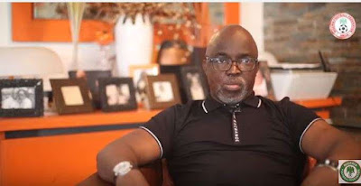 Football Crisis: Pinnick Reacts After Being Sacked As NFF President
