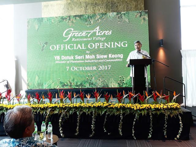 GreenAcres Retirement Village, rumah orang-orang tua, rumah orang-orang tua Malaysia, retirement house malaysia, retirement village malaysia,