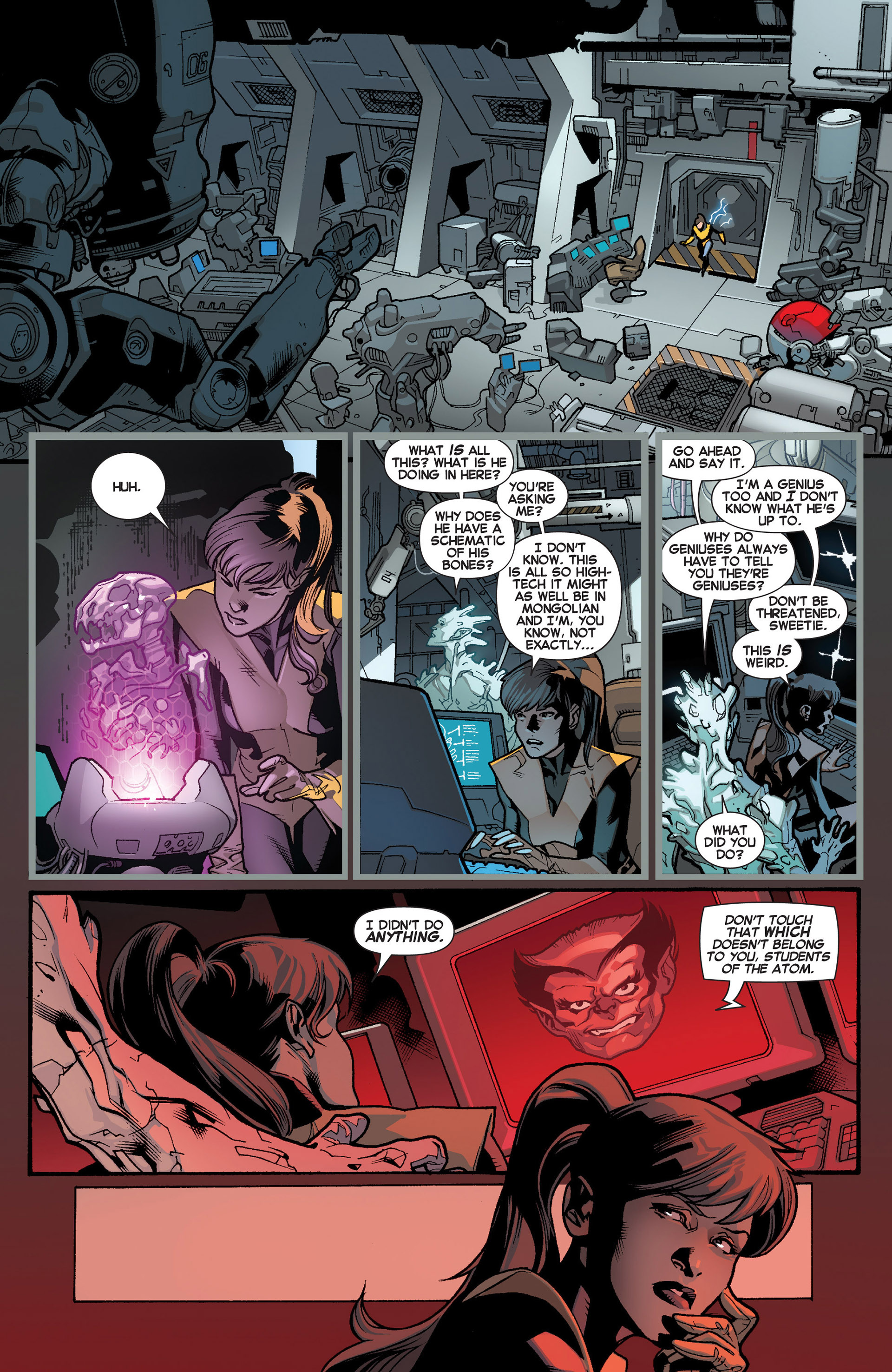 Read online All-New X-Men (2013) comic -  Issue #2 - 4
