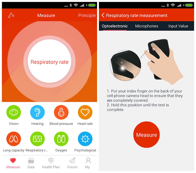 iCare Respiratory Rate Pro APK