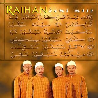 DOWNLOAD KUMPULAN NASYID RAIHAN DEMI MASA ALBUM KE 6