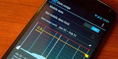 Cara Hemat Data Internet di Android