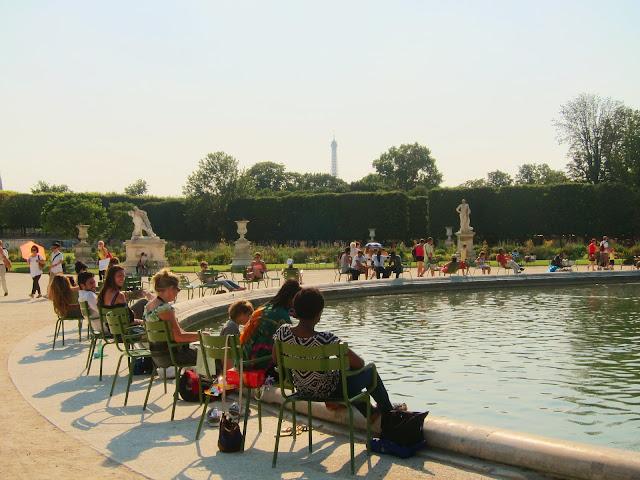 Jardin des Tulieries