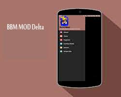 BBM Mod Delta Apk