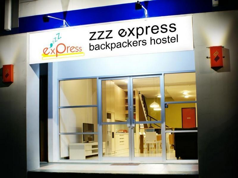 Zzz Express Backpacker Hotel