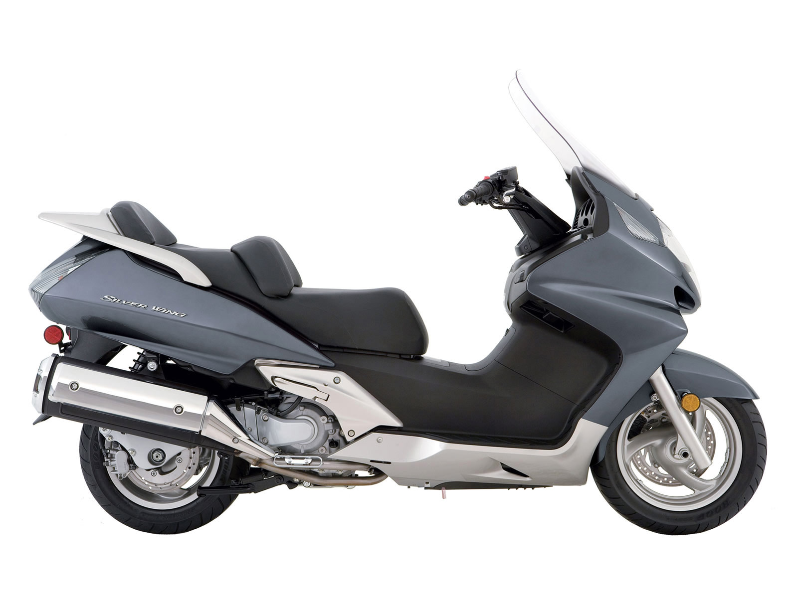 2007 Honda Silver Wing Scooter Accident Lawyers