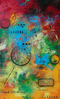 lienzos-con-representaciones-modernas-abstractas diseños-abstractos-cuadros