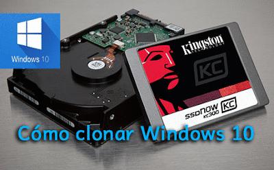 Cómo pasar un sistema operativo a una unidad SSD - Cómo clonar Windows - Charkleons.com