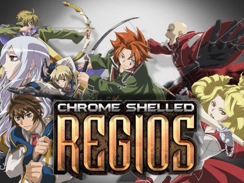 Chrome Shelled Regios Serienstream