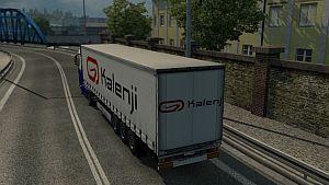 Kalenji trailer mod
