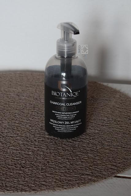 Recenzja - Biotaniqe macro hydro therapy pure detox charcoal cleanser