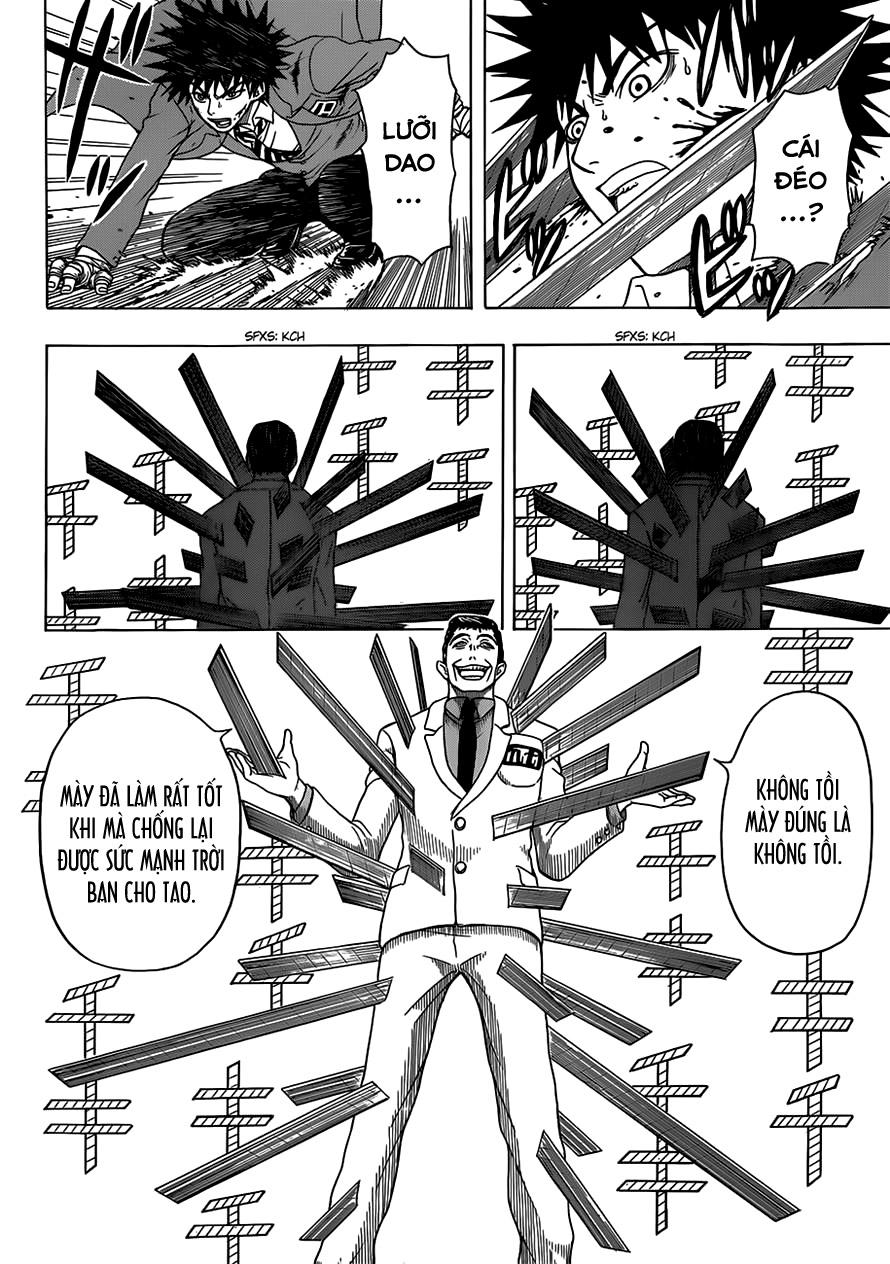 Takamagahara chap 3 trang 13