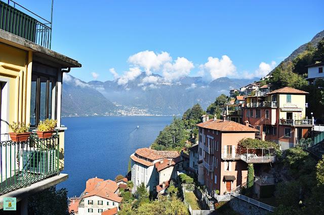 Nesso en Lago di Como