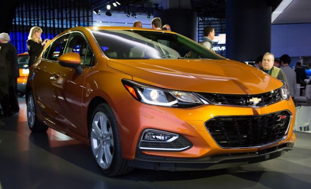 2017 chevrolet cruze hatchback Reviews