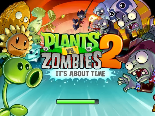 Plants Vs Zombies 2 v.1.9.2 Mod  Unlimited Money Apk + Data Android