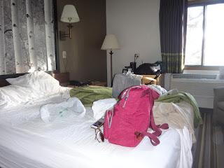 quarto do hotel - hotel super 8 westminster denver